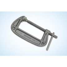 Taparia C-Clamp with Opening Jaw Size - 205 mm, Length - 565 mm, 1264-8