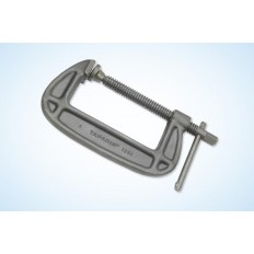 Taparia C-Clamp with Opening Jaw Size - 80 mm, Length - 260 mm, 1260-3