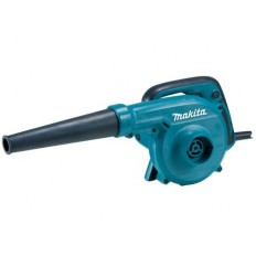 Makita Electric Blower UB1102 with dimensions 479x185x178mm, 600W