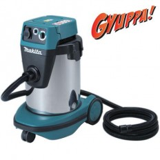 Makita Vacuum Cleaner (Wet & Dry) VC3210LX1 with tank capacity of Dust 32L & Water 27L, 1050W