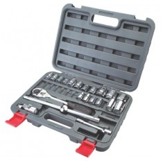 Venus S - 27A 1/2 Square Cold Forged Socket Sets